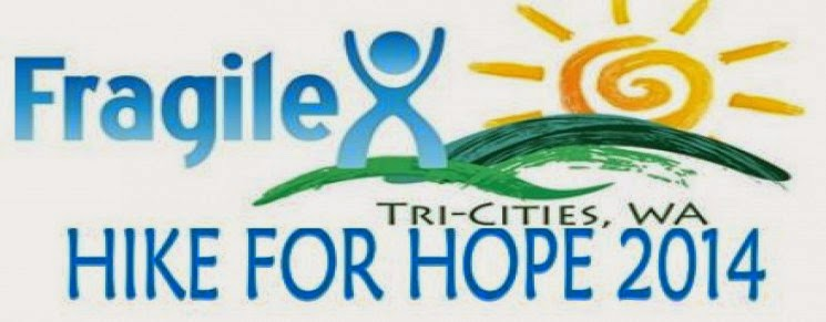 2nd Annual Hike For Hope At Badger Mountain, Richland Washington