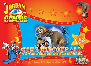 The Jordan World Circus 2014 at TRAC Arena in Pasco