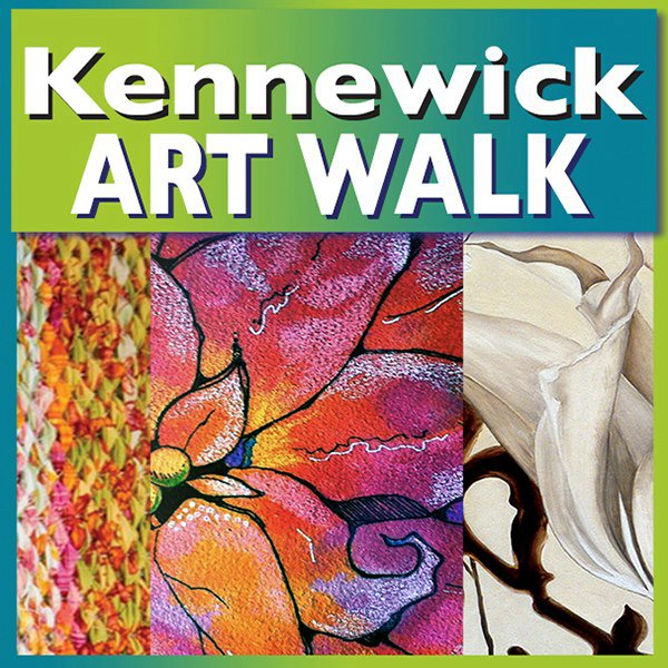 First Thursday Artwalk In Historic Downtown Kennewick, Washington