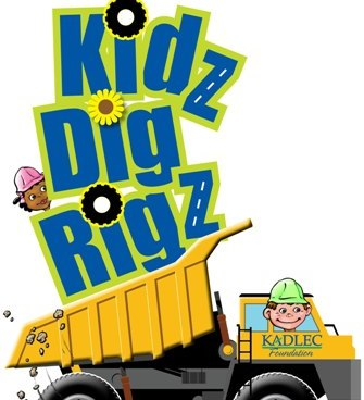 Kidz Dig Rigz At Columbia Park In Kennewick, Washington