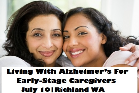 Living With Alzheimer's For Early-Stage Caregivers In Richland Washington