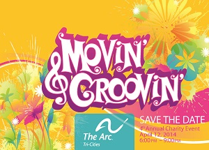 The Arc of Tri-Cities Movin' & Groovin' Fundraiser in Richland