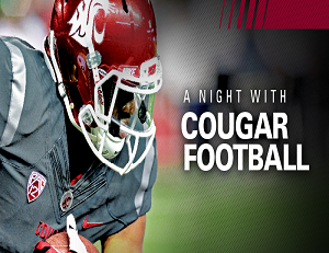 A Night with Cougar Football in Kennewick