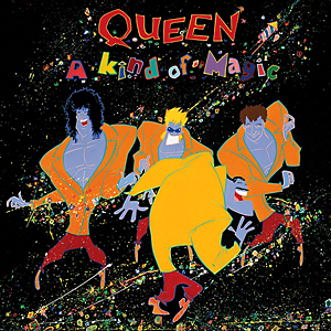 Queen – It's A Kinda Magic, Kennewick Washington
