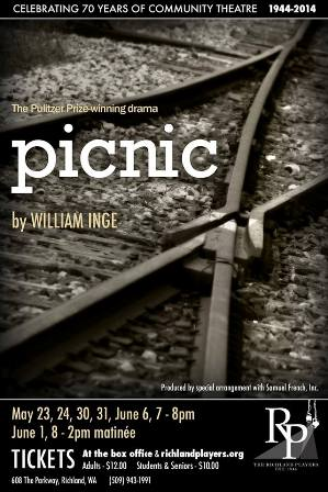 Picnic open in Richland Players Theatre