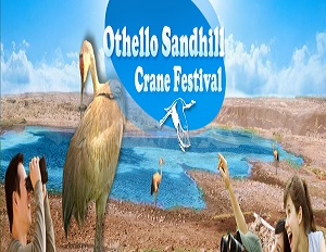 The Sandhill Crane Festival, Othello, Washington