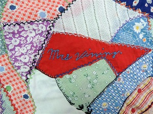 Signature Quilts at White Bluffs Quilt Museum in Richland, WA