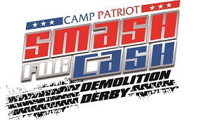 Smash for Cash Demolition Derby at TRAC Center in Pasco