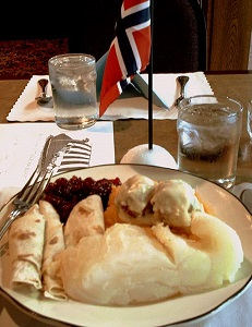 Sons of Norway Lutefisk Dinner