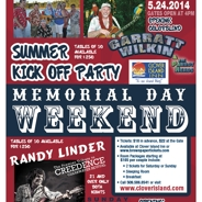 Summer Kickoff Party At The Clover Island Inn Kennewick