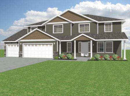New homes for sale Tri Cities Washington