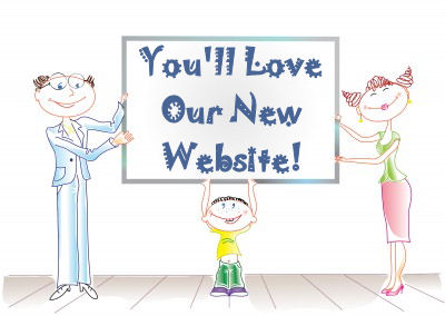Our New Site Went Live Today! ~ Why The New Design?